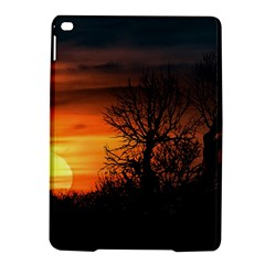 Sunset At Nature Landscape iPad Air 2 Hardshell Cases
