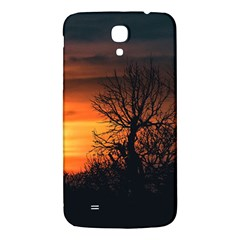 Sunset At Nature Landscape Samsung Galaxy Mega I9200 Hardshell Back Case