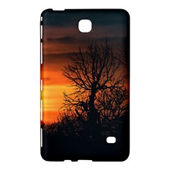 Sunset At Nature Landscape Samsung Galaxy Tab 4 (8 ) Hardshell Case