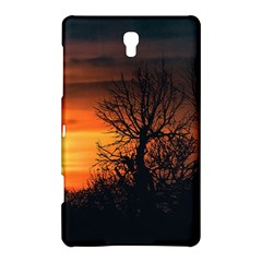 Sunset At Nature Landscape Samsung Galaxy Tab S (8.4 ) Hardshell Case