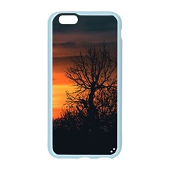 Sunset At Nature Landscape Apple Seamless iPhone 6/6S Case (Color)
