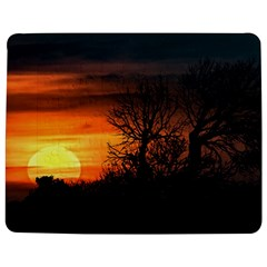 Sunset At Nature Landscape Jigsaw Puzzle Photo Stand (Rectangular)