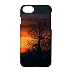 Sunset At Nature Landscape Apple iPhone 7 Hardshell Case