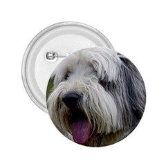 Bearded Collie 2.25  Buttons