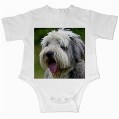 Bearded Collie Infant Creepers