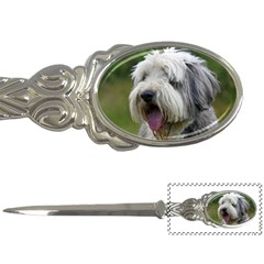 Bearded Collie Letter Openers