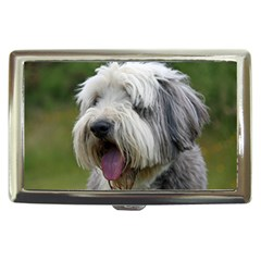 Bearded Collie Cigarette Money Cases