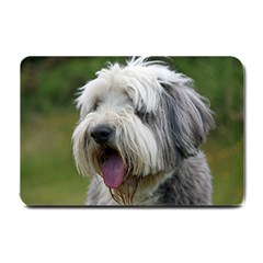 Bearded Collie Small Doormat