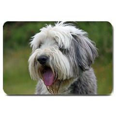 Bearded Collie Large Doormat