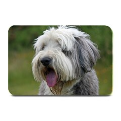 Bearded Collie Plate Mats