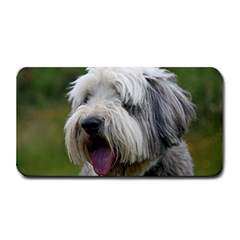 Bearded Collie Medium Bar Mats