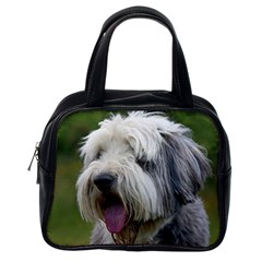 Bearded Collie Classic Handbags (One Side)