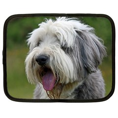Bearded Collie Netbook Case (XL)