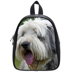 Bearded Collie School Bags (Small)