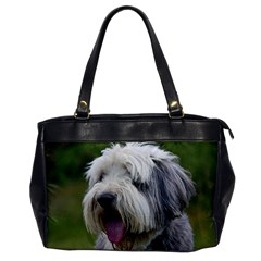 Bearded Collie Office Handbags