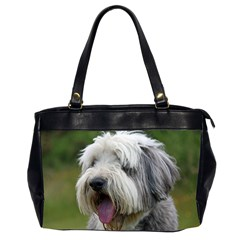 Bearded Collie Office Handbags (2 Sides)