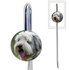 Bearded Collie Book Mark