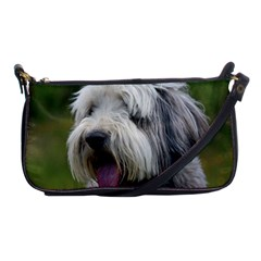 Bearded Collie Shoulder Clutch Bags