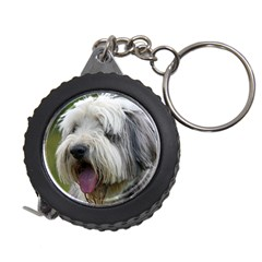 Bearded Collie Measuring Tapes