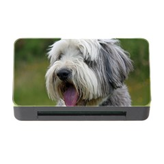 Bearded Collie Memory Card Reader with CF