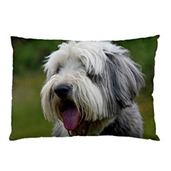 Bearded Collie Pillow Case (Two Sides)