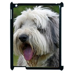 Bearded Collie Apple iPad 2 Case (Black)