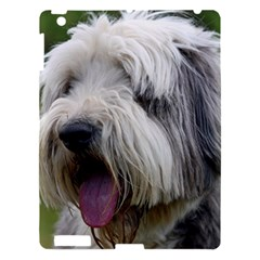 Bearded Collie Apple iPad 3/4 Hardshell Case