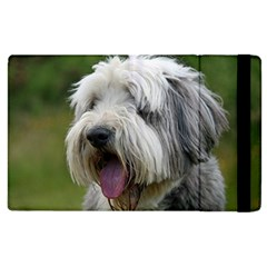 Bearded Collie Apple iPad 2 Flip Case