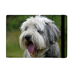 Bearded Collie Apple iPad Mini Flip Case