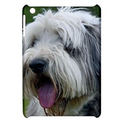 Bearded Collie Apple iPad Mini Hardshell Case