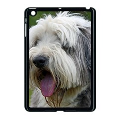 Bearded Collie Apple iPad Mini Case (Black)
