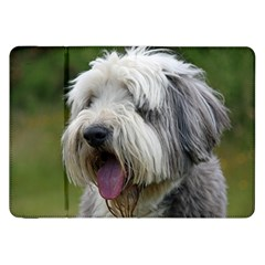 Bearded Collie Samsung Galaxy Tab 8.9  P7300 Flip Case