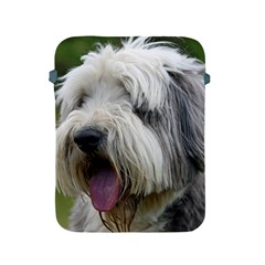 Bearded Collie Apple iPad 2/3/4 Protective Soft Cases