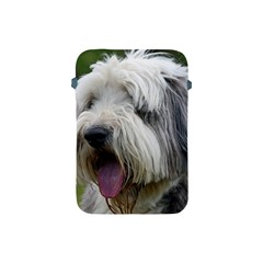 Bearded Collie Apple iPad Mini Protective Soft Cases