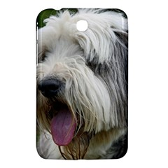 Bearded Collie Samsung Galaxy Tab 3 (7 ) P3200 Hardshell Case