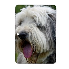 Bearded Collie Samsung Galaxy Tab 2 (10.1 ) P5100 Hardshell Case