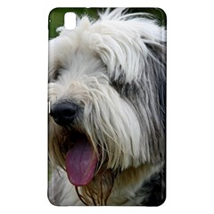 Bearded Collie Samsung Galaxy Tab Pro 8.4 Hardshell Case