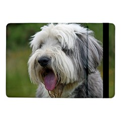 Bearded Collie Samsung Galaxy Tab Pro 10.1  Flip Case
