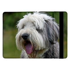 Bearded Collie Samsung Galaxy Tab Pro 12.2  Flip Case