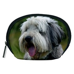 Bearded Collie Accessory Pouches (Medium)