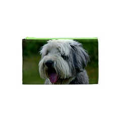 Bearded Collie Cosmetic Bag (XS)