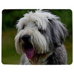 Bearded Collie Jigsaw Puzzle Photo Stand (Rectangular)