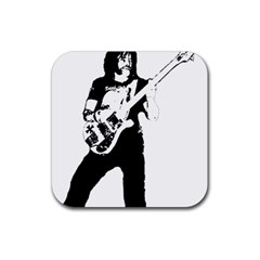Lemmy   Rubber Coaster (Square)