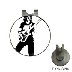 Lemmy   Hat Clips with Golf Markers