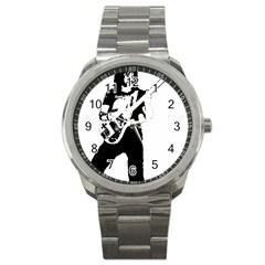 Lemmy   Sport Metal Watch