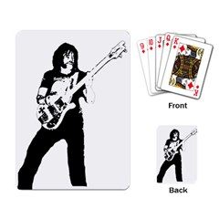 Lemmy   Playing Card