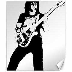 Lemmy   Canvas 8  x 10