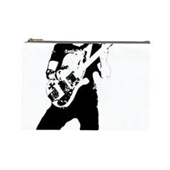 Lemmy   Cosmetic Bag (Large)