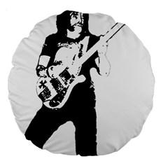Lemmy   Large 18  Premium Round Cushions