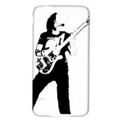 Lemmy   Samsung Galaxy S5 Back Case (White)